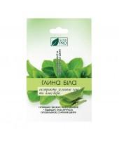 NaturPro Глина белая с экстрактом зеленого чая и Алоэ Вера, 50г