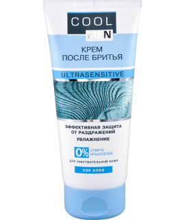 ULTRASENSITIVE КРЕМ после бритья 200мл