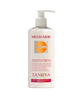 Tanoya Моделяж 'Антиапельсин' антицел-й крем с разогревающим эффектом 250 мл