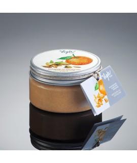 Vigor скраб  тонизирующий  для лица «Миндаль и апельсин» 50 ml