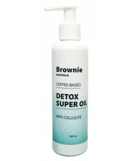 Brownie Детокс масло для тела