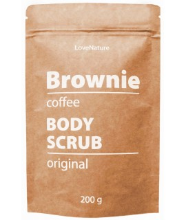 Brownie Скраб для тела, 200г