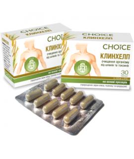 CHOICE Клинхелп, 30 к