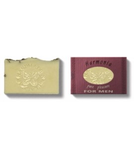 Harmonia Крем-мыло для бритья с розмарином для мужчин 100 г.
