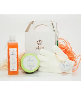 White Mandarin Подарочный набор 2016 СПА программа медовая