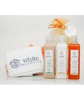 White Mandarin Подарочный набор 2016  'Основной уход за волосами'