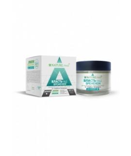 Nature.med. Anti Age. Увлажняющий дневной крем для лица от первых морщин 35+