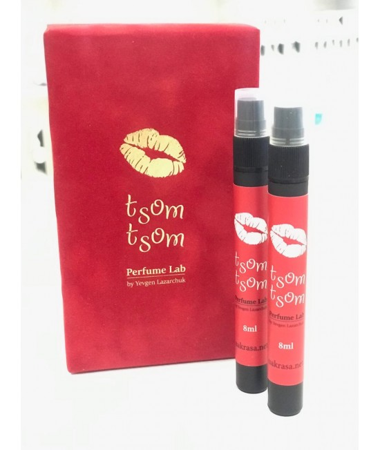Perfume Lab Евгений Лазарчук Tsom Tsom, Парфюмированная вода 8 мл