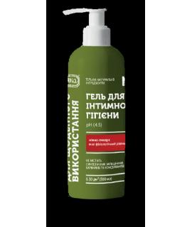 Яка Гель для інтимної гігієни для щоденного використання  (300мл.)