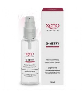 Xeno Laboratory G-Metry сыворотка для восстановления геометрии лица