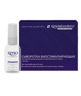 Xeno Laboratory Detonator Сыворотка биостимулирующая для предотвращения выпадения и возобновления роста волос у мужчин