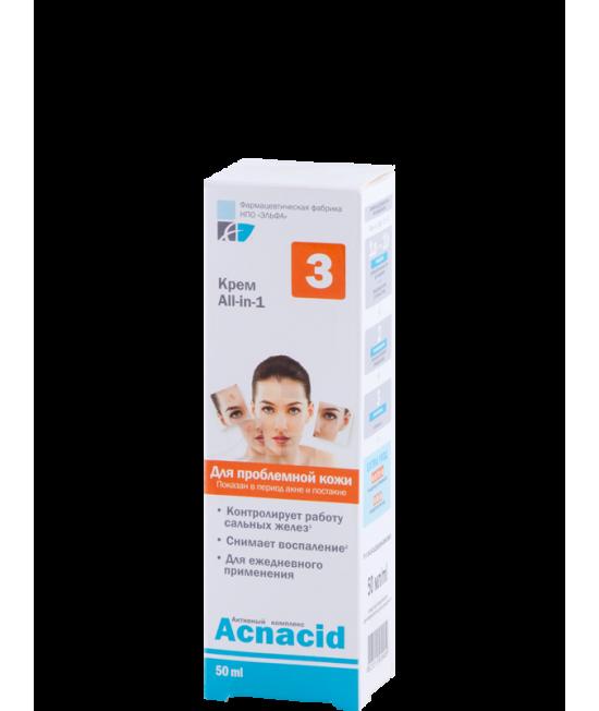 Acnacid Крем all-in-1