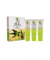 "Green Pharm Gift Set No. 2 ""Salutare juice"" Aloe (cream for hands, feet and face)"