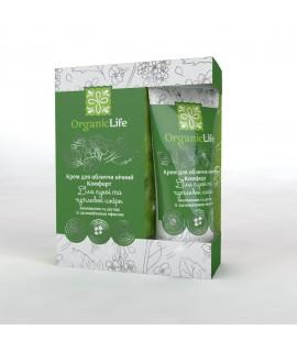 """Organic Life Крем для обличчя нічний """"Комфорт"""", 50 мл"""