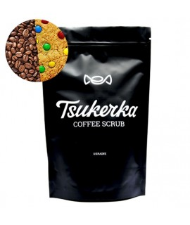 Tsukerka Кофейный скраб Печенье, 150 г
