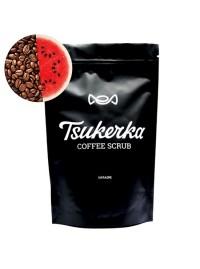 Tsukerka Кофейный скраб Арбуз, 150 г