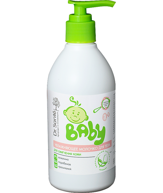 Dr. Sante Baby Увлажняющее молочко для тела 300 мл
