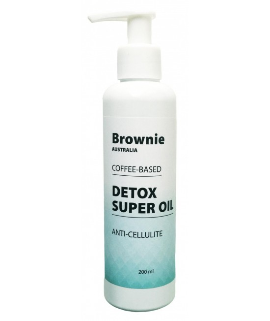 Brownie Детокс олія для тіла