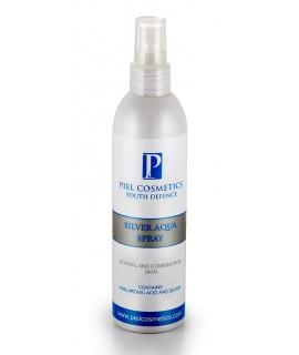 PIEL 0007 Silver Aqua Spray Спрей для зволоження і вмивання для нормальної та комбінованої шкіри