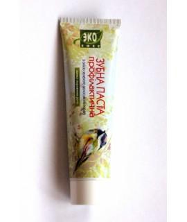 Зубная паста профилактическая с маслом зеленого грецкого ореха 100мл