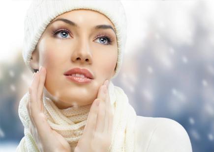 Догляд за шкірою обличчя в зимовий період b6f844c76d30b